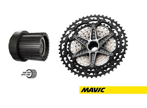 Boss Mavic ID360 Micro Spline MTB LV3990100 - Spinn no