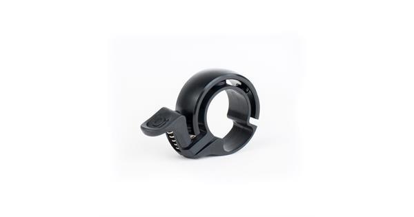 70b52450 Knog Oi Classic Small Ringeklokke Svart 22.2mm - Spinn.no