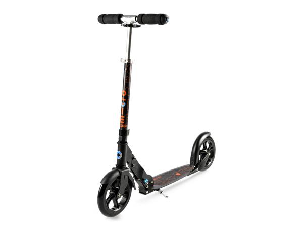 Groovy Micro Scooter Black Sparkesykkel Ung og voksen - Spinn.no QZ-37