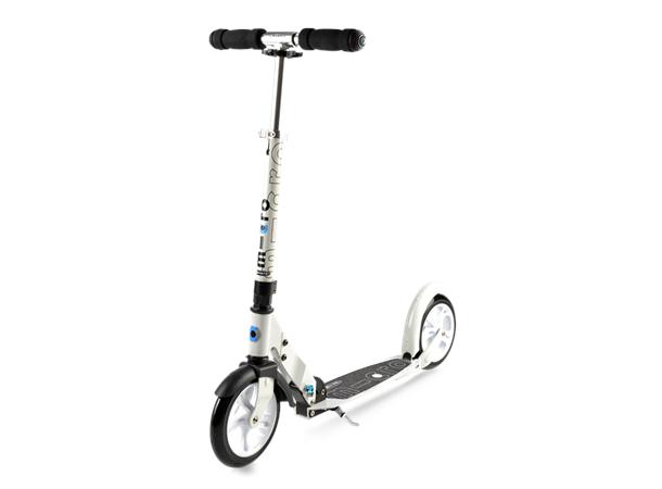 Uvanlig Micro Scooter White Sparkesykkel Ung og voksen - Spinn.no PO-38